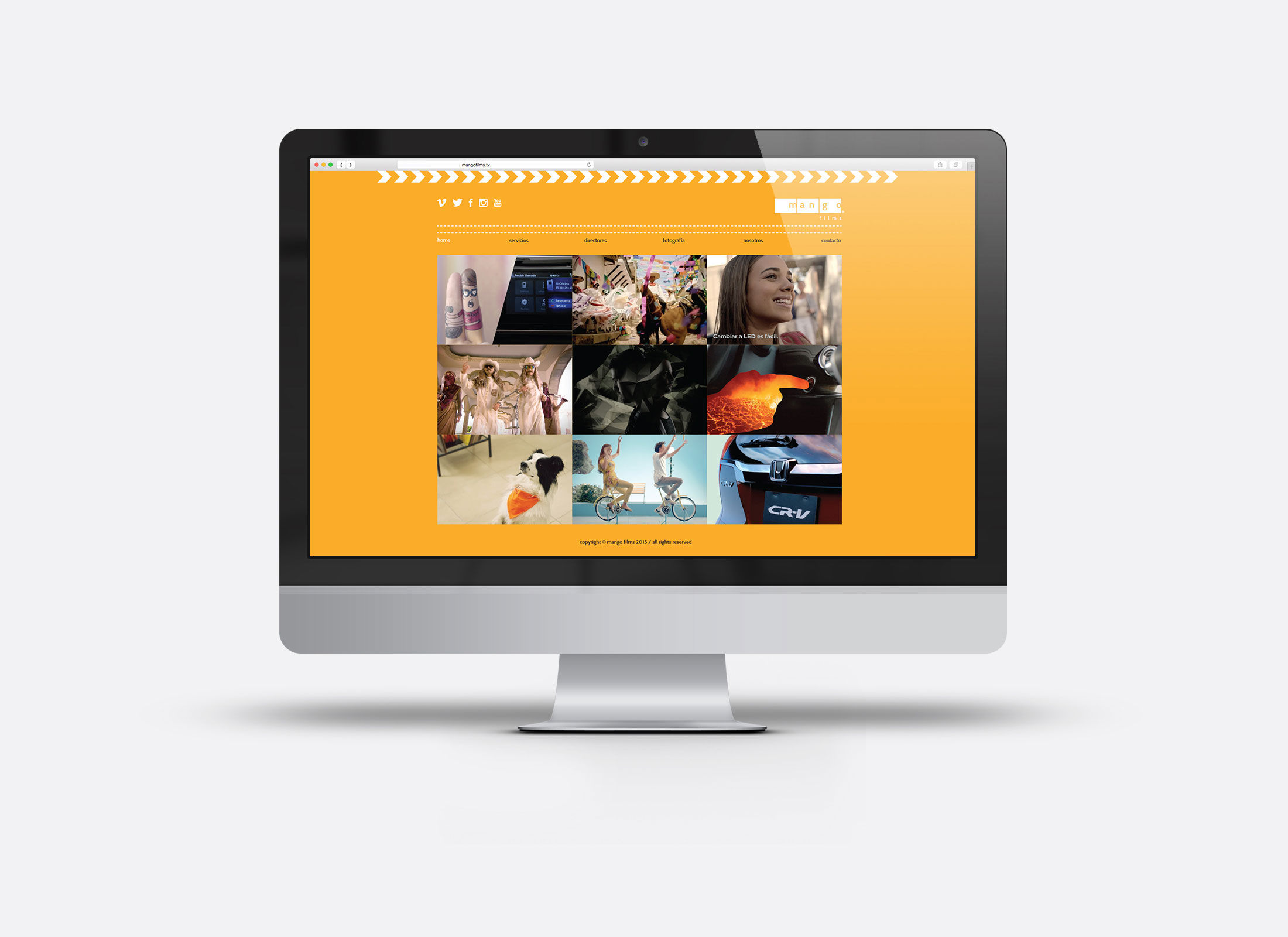 Desktop-Mango