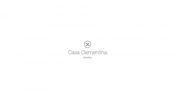 Imagotipo Clementina